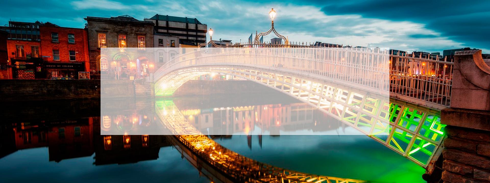 Viaxe a Dublín