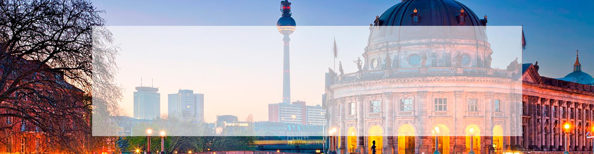 Viaxe a Berlín
